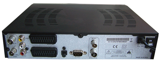 Mascom MC 1300T zezadu