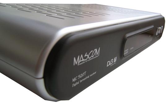 Mascom MC 520T panel