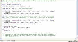 Ukázka zdrojového kódu automatického obchodního systému