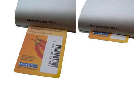 TechniSat MultyMedia TS1 karta