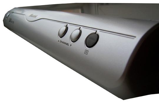 Mustek DVB-T350 panel