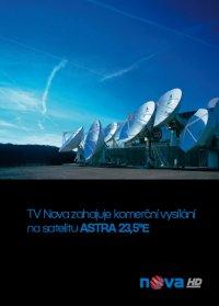 Nova HD tiskový materiál 30.9.2008