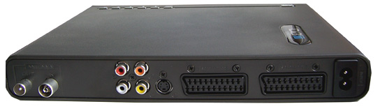 Opticom 7010T USB zezadu