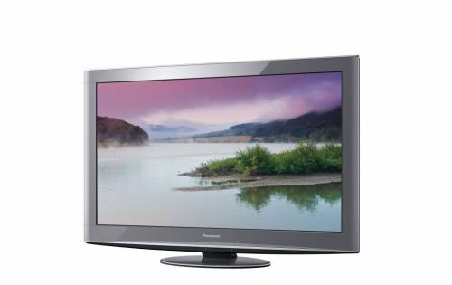 Panasonic TX-L42V20E panel s obrázkem