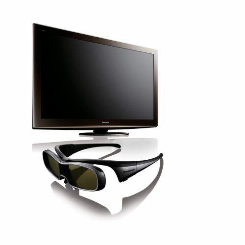Panasonic TX-P50VT20E s brýlemi