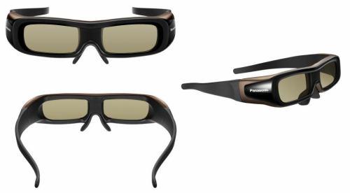 Panasonic 2011 - 3D brýle TY-EW3D2L