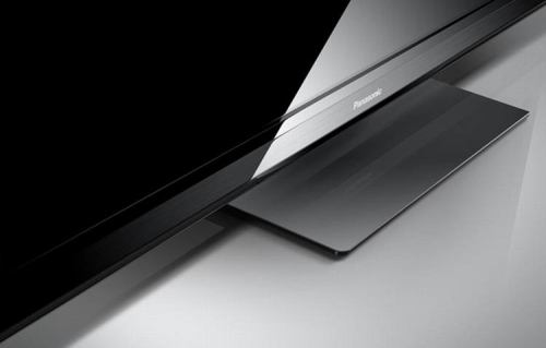 Panasonic 2011 - plazma P50G30, detail podstavce