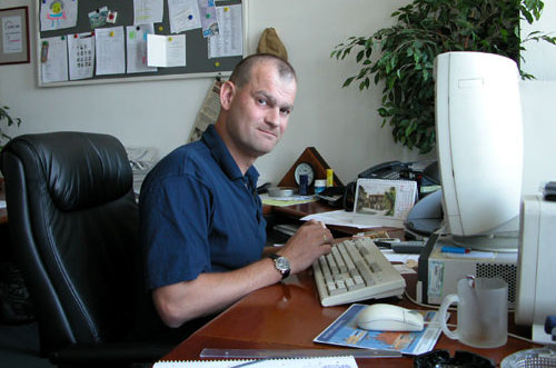 Michal Petrov
