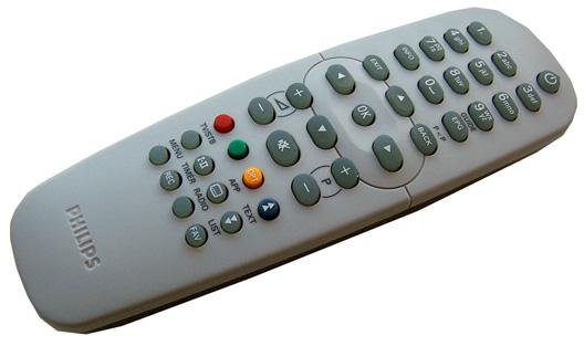 Philips DTR 210 ovladac