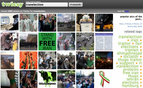 Twicsy.com a fotky z Iránu