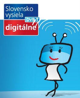 Slovenská digitalizace - maskot
