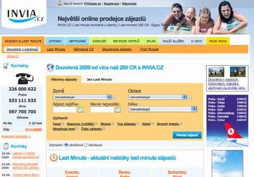 Invia web 2/2009