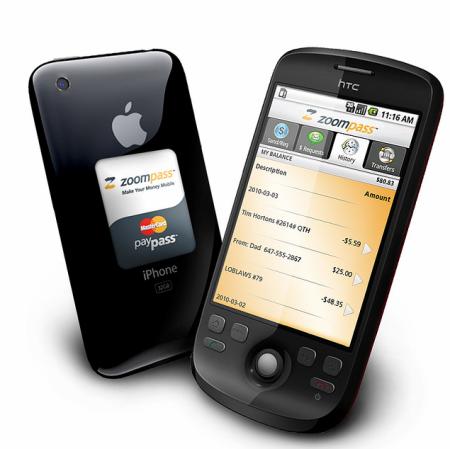 Platby přes mobil a nalepenou platební kartu