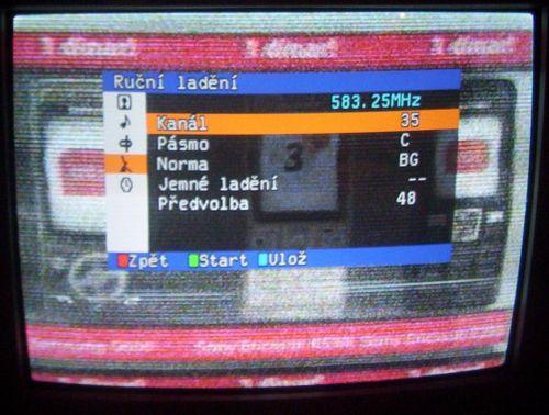 Screen srbské televize Pink TV