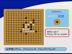 Strong 5015 Gomoku