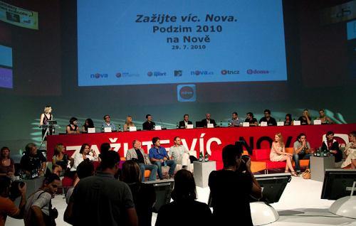 TK Nova - podzim 2010