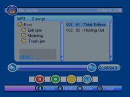 Porte DVB-8199 MP3