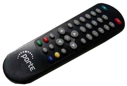 Porte DVB-8199 ovladač