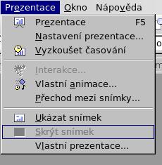 Presentace