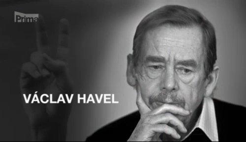 Zprávy TV Prima - úmrtí Václava Havla