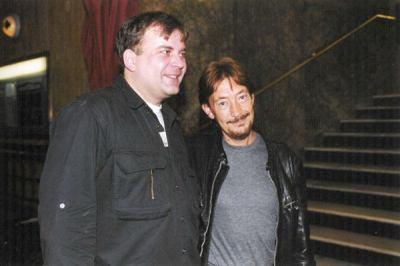 Radan Dolejš Chris Rea