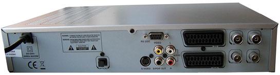 Radix 9900 TWIN zezadu