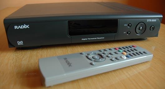 Radix DTR-9000