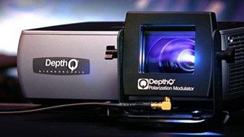 3D projektor