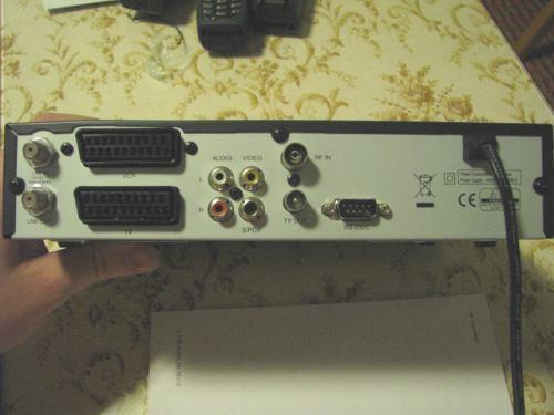IceCrypt S1000C zadní panel