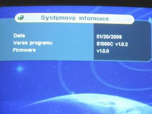 IceCrypt S1000C systémové informace