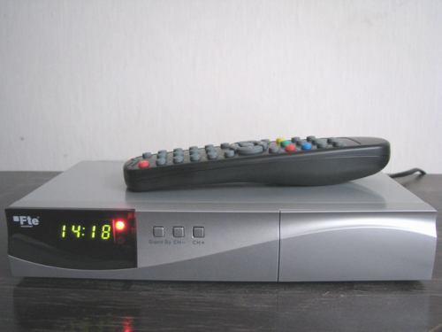 FTE MAX T115 přední panel