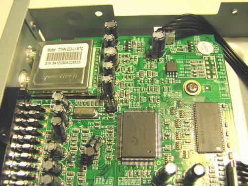 OPTICUM 7003T plus chipset
