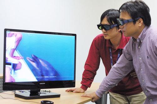 Samsung 3D AMOLED televizor