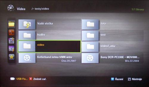 Samsung UE22C4000 multimedia 2