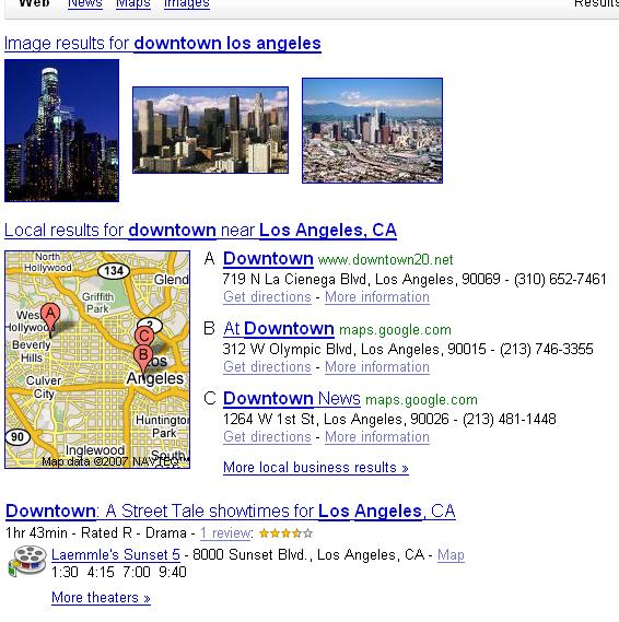 google univerzál