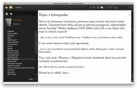 ereading - screenshot 2