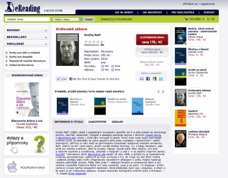 ereading - screenshot 3