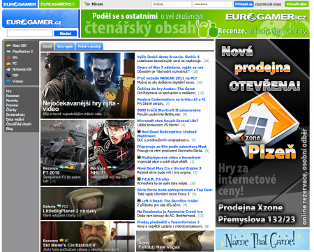 Eurogamer.cz 10/2010