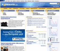 Screenshot Podnikatel