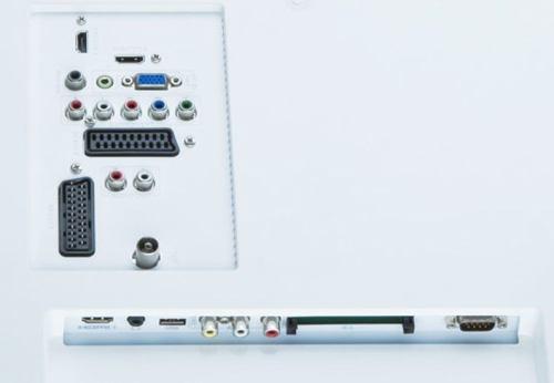 Sharp LC-32LE320E rozhraní