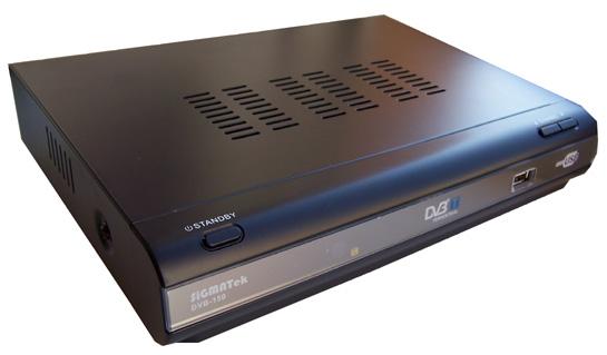 SiGMATek DVB-150