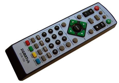 SiGMATek DVB-150 ovladac