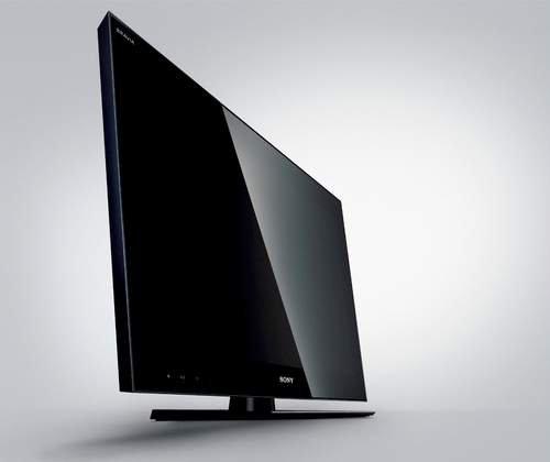 Sony KDL-32NX500 - Monolithic design 1