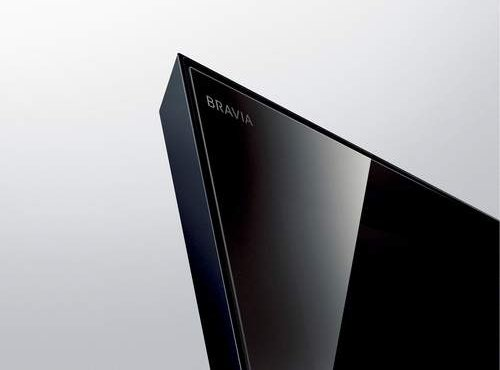 Sony KDL-32NX500 - Monolithic design 2