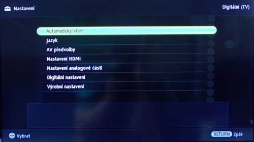 Sony EX600_BDV-E370 menu nastavení