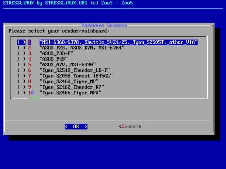 StressLinux 2