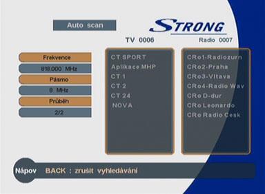 Strong 5126 hledani II