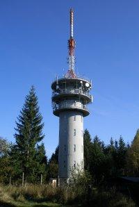 Vysílač Svatobor - ilustrační