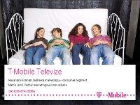 T-Mobile televize - prezentace