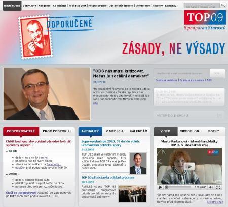 TOP 09 - web